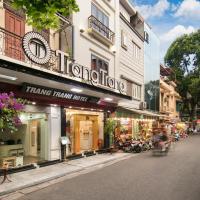 Trang Trang Premium Hotel, viešbutis Hanojuje