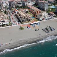 Apartamentos Euromar Playa, hotel en Torrox Costa