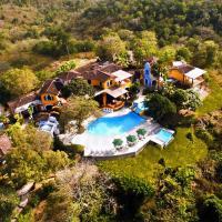 Mantaraya Lodge, hotel em Puerto López