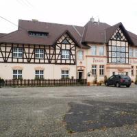 Penzion u Zámku, Hotel in Habartov