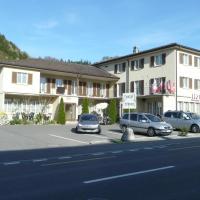 Hotel Adelboden, hotel in Wikon