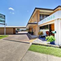 Raintree Motel, hotel em Townsville