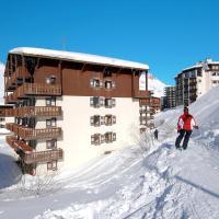 Hôtel Odalys Chalet Alpina, отель в Тине