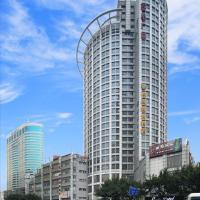 Paco Hotel - Guangzhou Tuanyida Metro Branch, hotell i Guangzhou