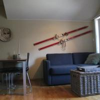 Myrkdalen Resort- studio apartment, hotelli kohteessa Vossestrand