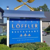 Hotel Löffler, hotel in Silbach, Winterberg