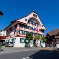 Hotel Bären, hotel in Rothenburg