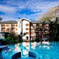 Hôtel Les Sources des Alpes, hotel in Leukerbad