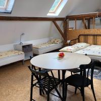 Atelier Stodola, hotel v destinaci Klatovy