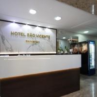 Hotel São Vicente, отель в городе Пасу-Фунду