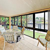 New Listing! Waterfront Haven W/ Private Hot Tub Home