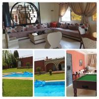 villa privee a 3km aéroport fes, hotel in zona Aeroporto di Fes-Saiss - FEZ, Fes