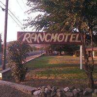 Ranch Motel, hotel in Tehachapi