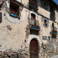Casa Palacin, hotel en Gistaín