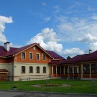 Usadba Veranda, hotel in Suzdal