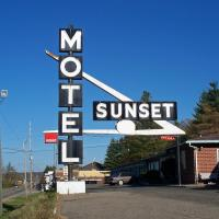 Sunset Motel, hotel in Athens