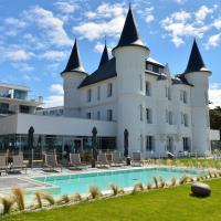 Château des Tourelles, Hôtel Thalasso Spa Baie de La Baule, hôtel à Pornichet