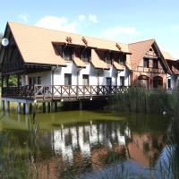 Apartamenty, domki, wędkowanie – hotel w mieście Barlinek