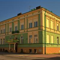 Hotel Jagielloński – hotel w mieście Sanok