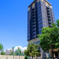 Hrazdan Hotel, hotel a Yerevan