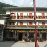 Hotel Berlinghera, hotel a Sorico