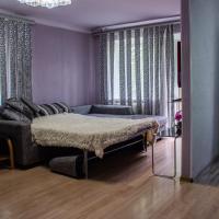 Стильная однокомнатная квартира посуточно в Спасске-Дальнем, отель в городе Spassk-Dal'niy