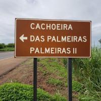 Pousada Cachoeira das Palmeiras 2