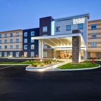 Fairfield Inn & Suites by Marriott Plymouth, hotel in Plymouth