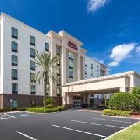 Hampton Inn & Suites Clearwater/St. Petersburg-Ulmerton Road, hotel near St. Pete-Clearwater International Airport - PIE, Clearwater