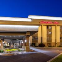 Hampton Inn Minneapolis/Eagan, hotel in Eagan