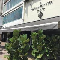 H Boutique Hotel Xplorer Loke Yew, hotel in Pudu, Kuala Lumpur