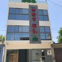 HOTEL LOS PINOS CENTRO, отель в городе Тустла-Гутьеррес