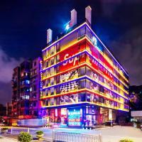 Fenk Attitude Hotel Guangzhou Railway Station, hotel em Guangzhou
