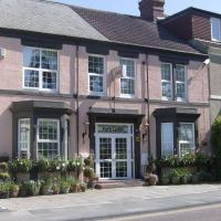 Park Lodge Hotel, hotel in Whitley Bay