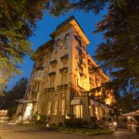 Palace Grand Hotel Varese, hotel in Varese