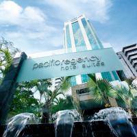 Pacific Regency Hotel Suites, hótel í Kuala Lumpur