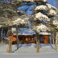 Rinnepelto Holiday Cottages, отель в Тахковуори