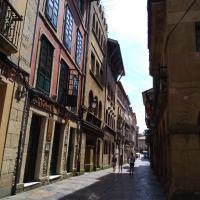 Ferreria, casco histórico.