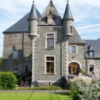 상테오데에 위치한 호텔 Le Château-Ferme de Laval : La Tour