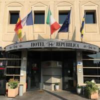 HR Hotel, отель в Монфальконе