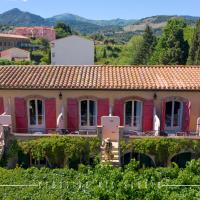 Le Mas des Citronniers, hotel in Collioure