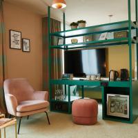 Hotel Metropol by Maier Privathotels, hotel in Munich City Center, Munich