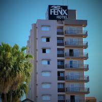 Fenix Hotel Pouso Alegre, hotel in Pouso Alegre