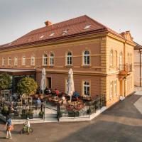 Hotel Vila Pohorje, hotel v mestu Slovenj Gradec