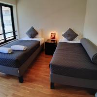 Sweet room with bathroom in lisbon
