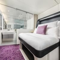 YOTELAIR Amsterdam Schiphol Transit Hotel, Hotel in der Nähe vom Flughafen Schiphol - AMS, Schiphol