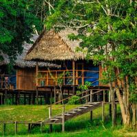 Amazon Muyuna Lodge - All Inclusive, hotel in Paraíso