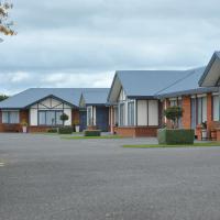 Tudor Lodge Motel, hotel in Hawera