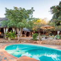 White Elephant Safaris, hotel in Pongola Game Reserve