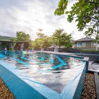 4BR Villa @ Saransiri Phuket, hotel in Phuket